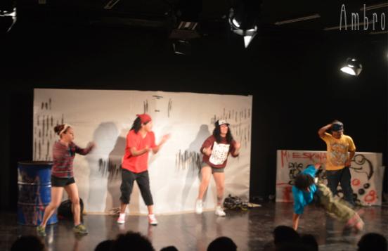 La Eskina: teatro de no ficción para la acción