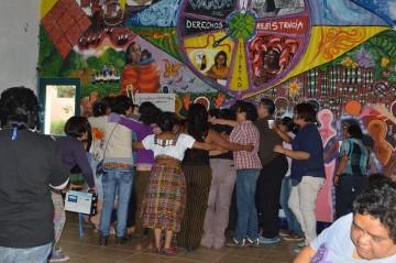 Lesbianismo feminista y antirracista en las calles de San Cristóbal