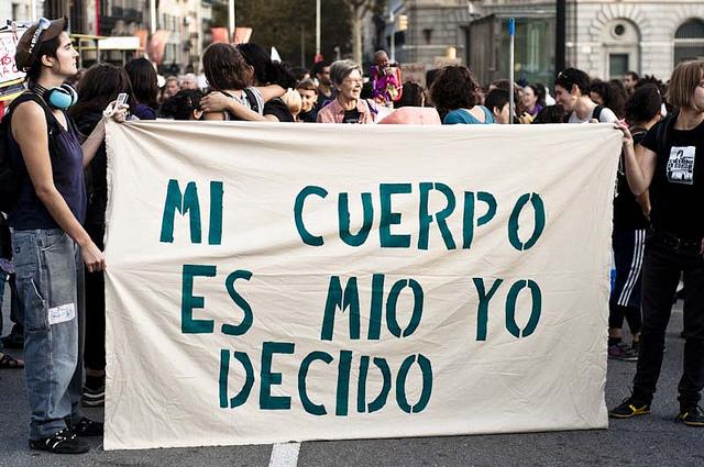 """Se organiza la """"Marcha de las putas"""" en México"""