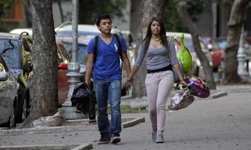 Continúan roles sexuales entre jóvenes, la violencia también