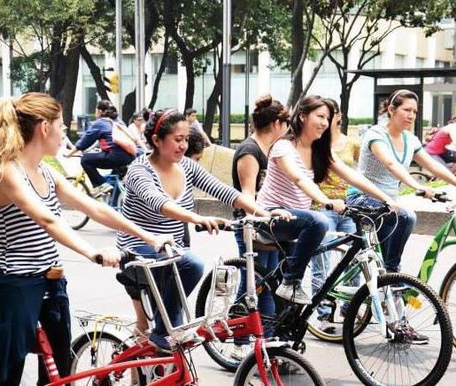 [Entrevista] ¡Te enseño a andar en bici!