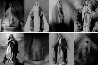 virgen-y-vagina-monica-castagnotto-1999