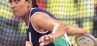 Krishna Poonia, atleta olímpica, persigue y atrapa a acosadores sexuales en Bangalore