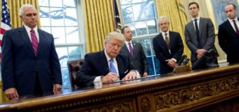 Donald Trump cancela fondos federales para ONGs que proveen servicios de salud reproductiva