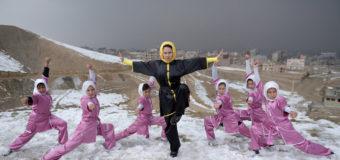 Las guerreras wushu de Afganistán