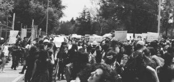 [Crónica y Opinión] Lesvy somos todas: sobre los tuits, la marcha, las pintas y la sensibilidad patriarcal