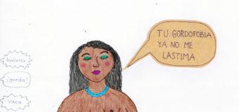 [Amar la cuerpa: Ilustración] Amarme Gorda