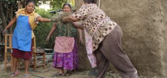 La reconstrucción tras los sismos: en  manos de las mujeres istmeñas