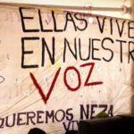 """Nos Queremos Vivas Neza"": 1 año de autodefensa y poder colectivo"